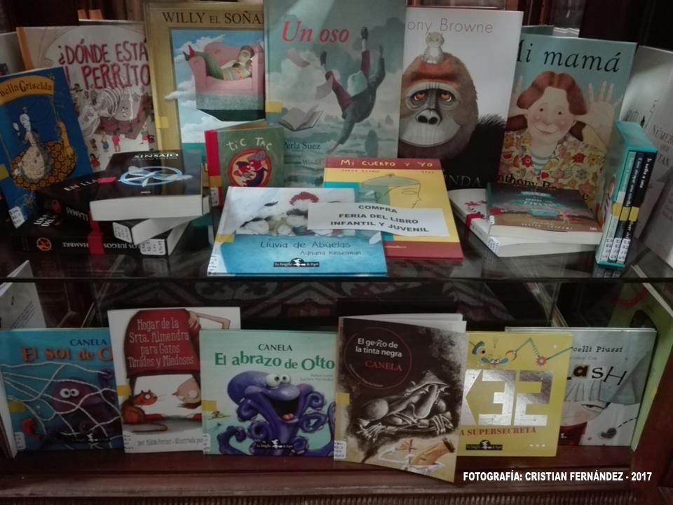 Feria del Libro Infantil y Juvenil 2017