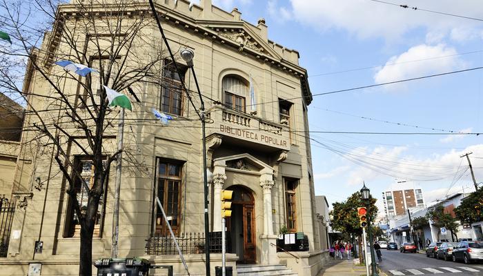 Amplia variedad de cursos en la Biblioteca de San Isidro