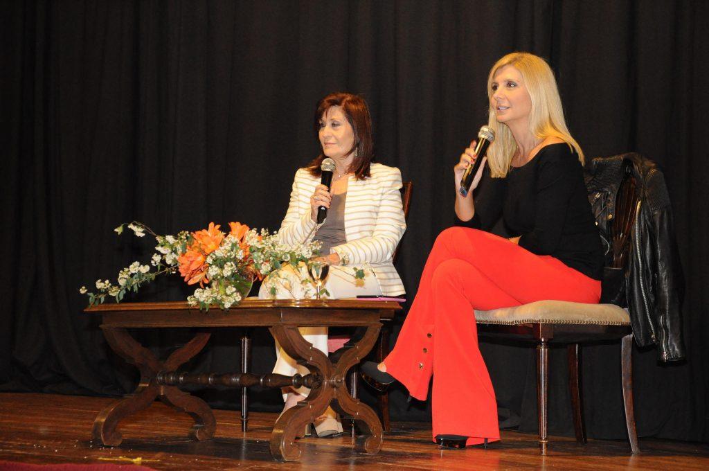 Silvia y Débora Plager